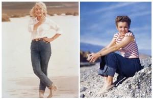 колл истор джинсы