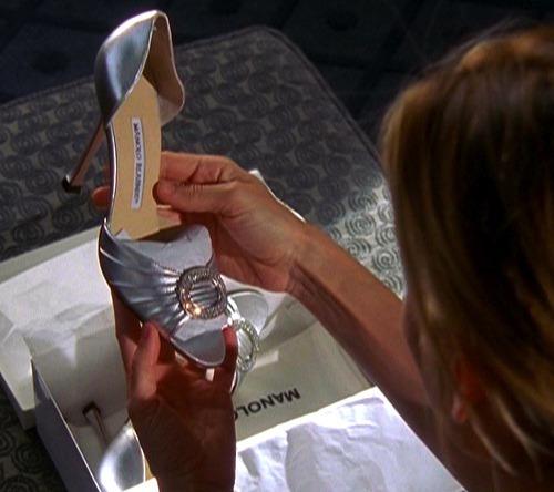 кэрри туфли маноло