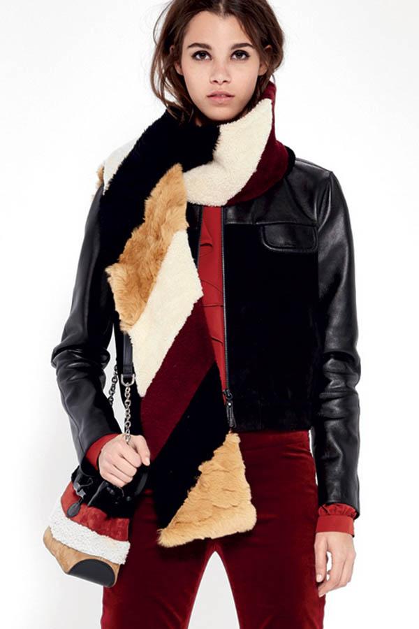акс шарф